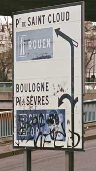 sur ma route boulevard p riph rique ouest paris. Black Bedroom Furniture Sets. Home Design Ideas
